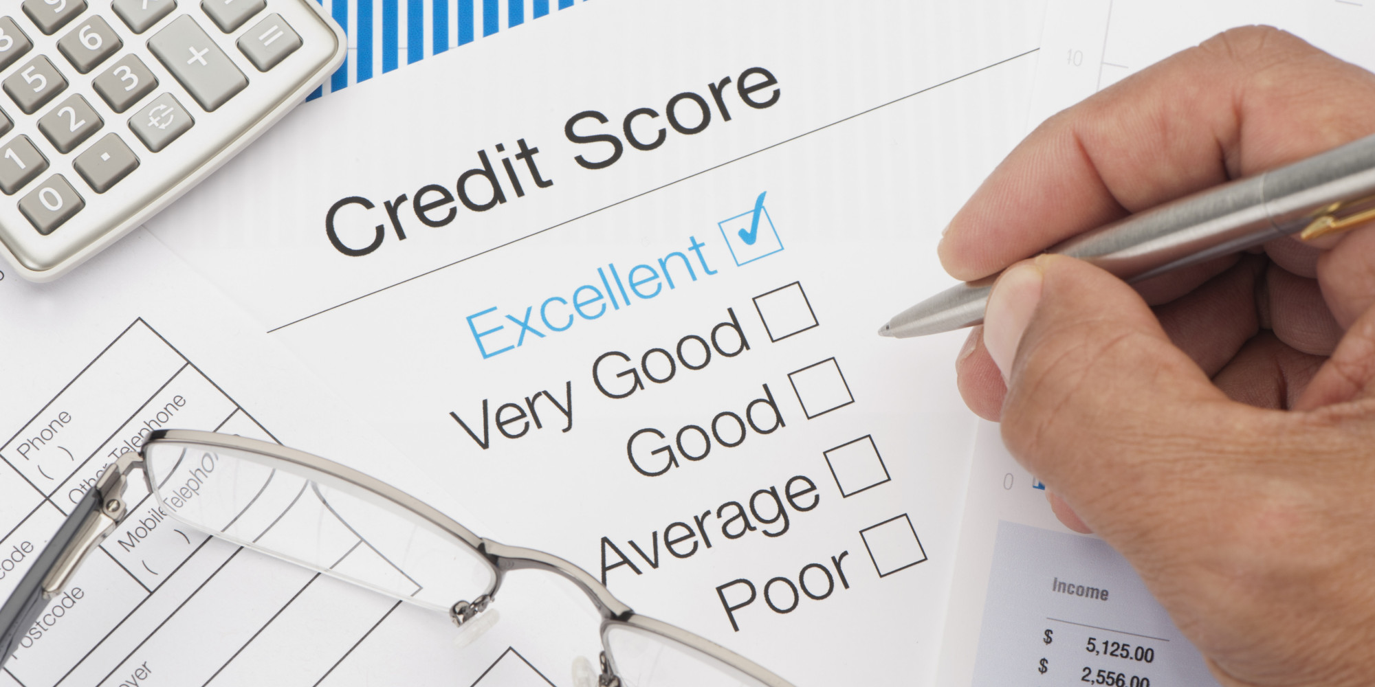 3 Steps on Conducting a Credit Check